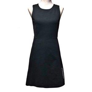 J Crew Textured A-Line Dress